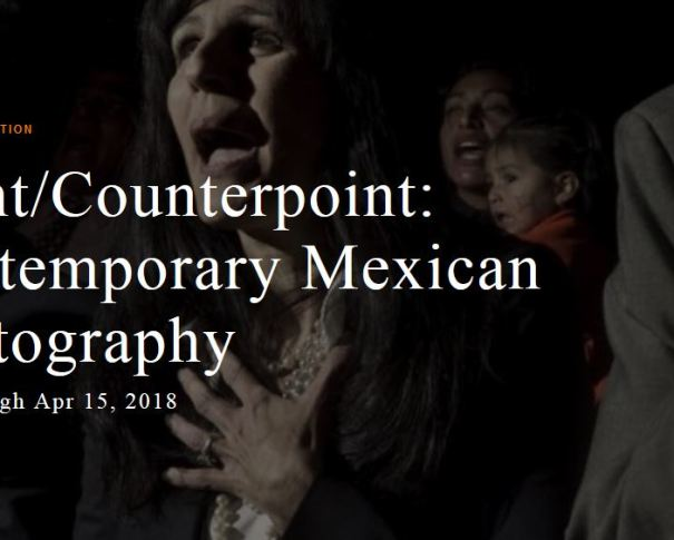 POINT/COUNTERPOINT: FOTOGRAFIA CONTEMPORANEA MEXICANA