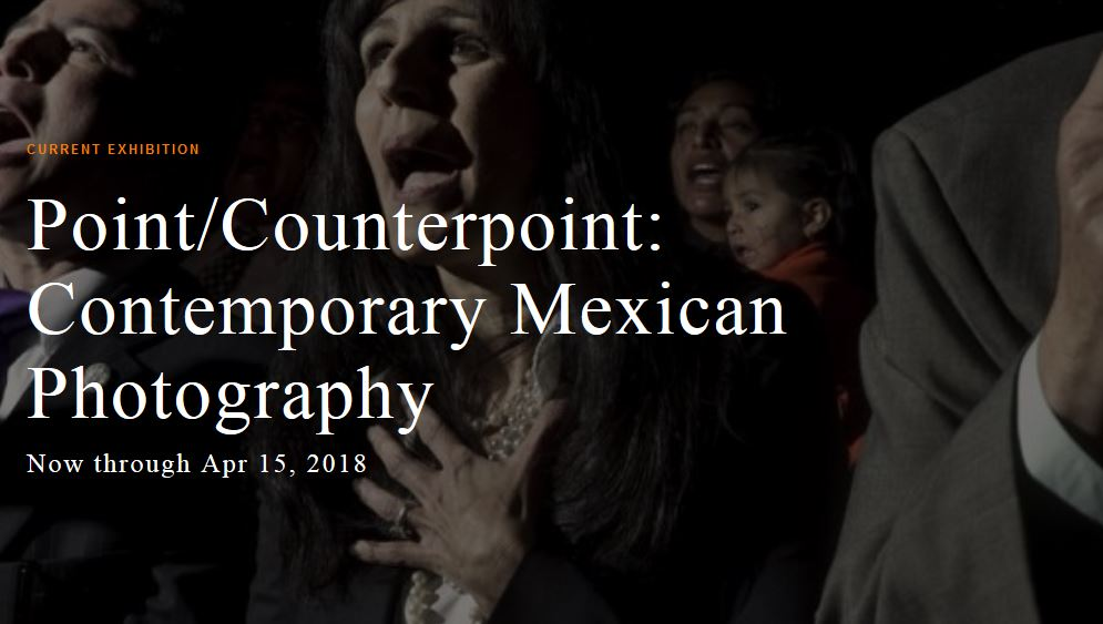 POINT/COUNTERPOINT: FOTOGRAFIA CONTEMPORANEA MEXICANA
