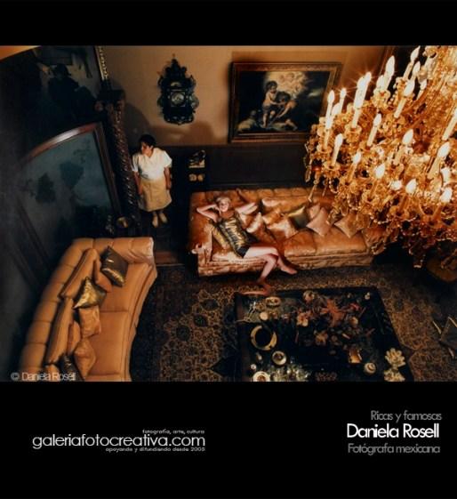 Daniela_Rossell fotógrafa mexicana