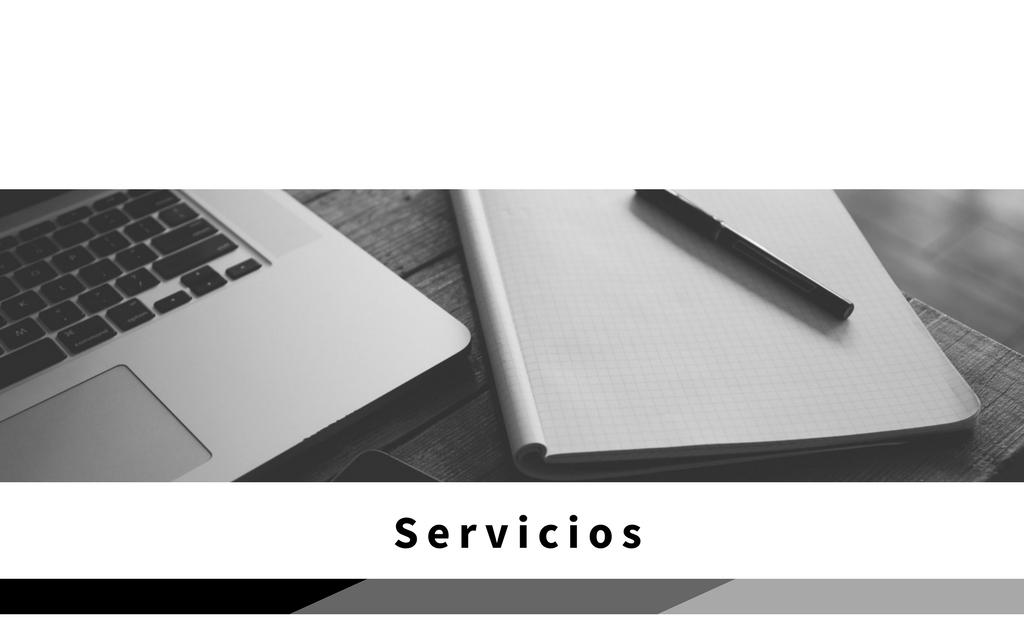 Servicios editoriales