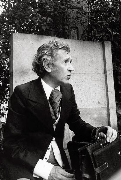 Juan José Arreola por Enrique Villaseñor