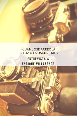 Entrevista a Enrique Villaseñor