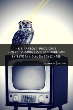 «Entrevista a Claudia Gómez Haro»