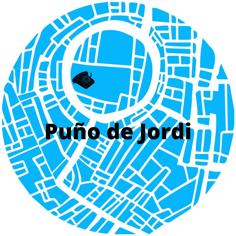 Román Villalobos - PUÑO DE JORDI
