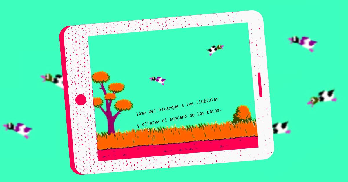 Duck Hunt y otros poemas de 8 bits