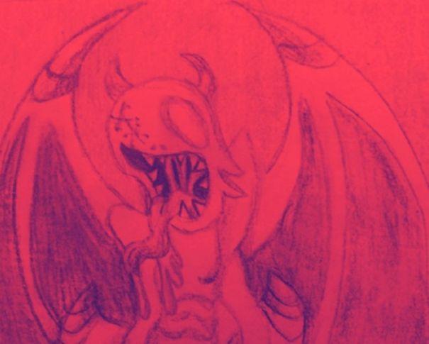 Sheullilia - Cuento de terror